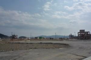 被災地の現状(南三陸町)