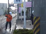 町内会除染作業(福島)